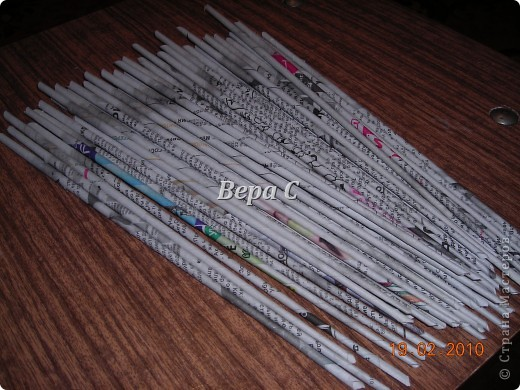 Мастер-класс Плетение: Мастер класс плетения из газеты для новичков Бумага газетная Отдых. Фото 1