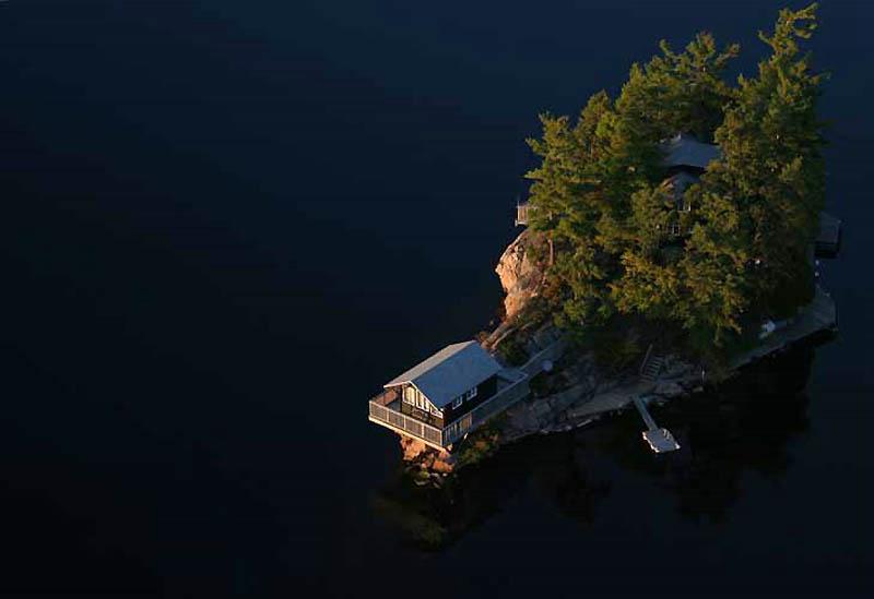 5136 Сад богов   область 1000 островов