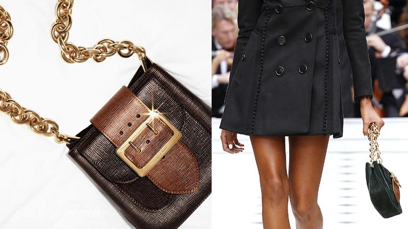 Сумочка The Belt Bag от Burberry