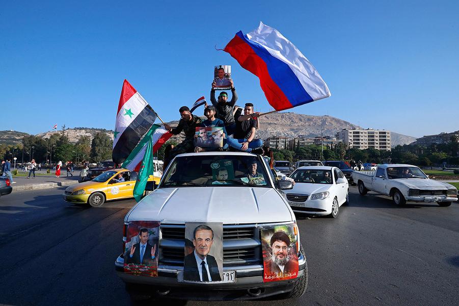 Кто победил в Сирии?