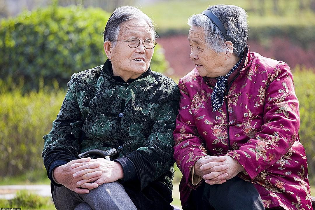 В Китае до сих пор нет всеобщего пенсионного обеспечения Фото: EAST NEWS