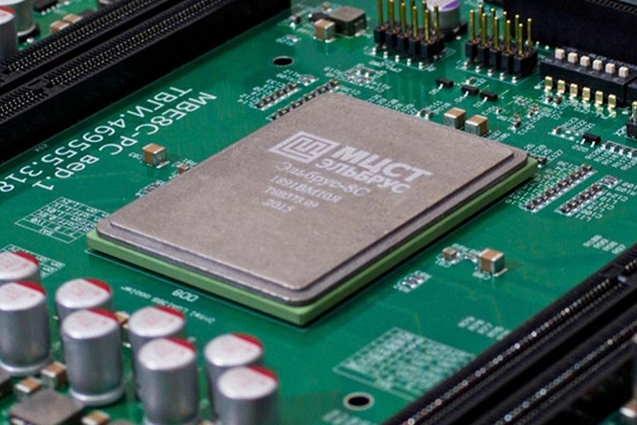 Начато серийное производство отечественных серверов «Эльбрус-804»