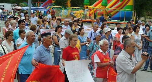 Жители Калмыкии раскритикова…