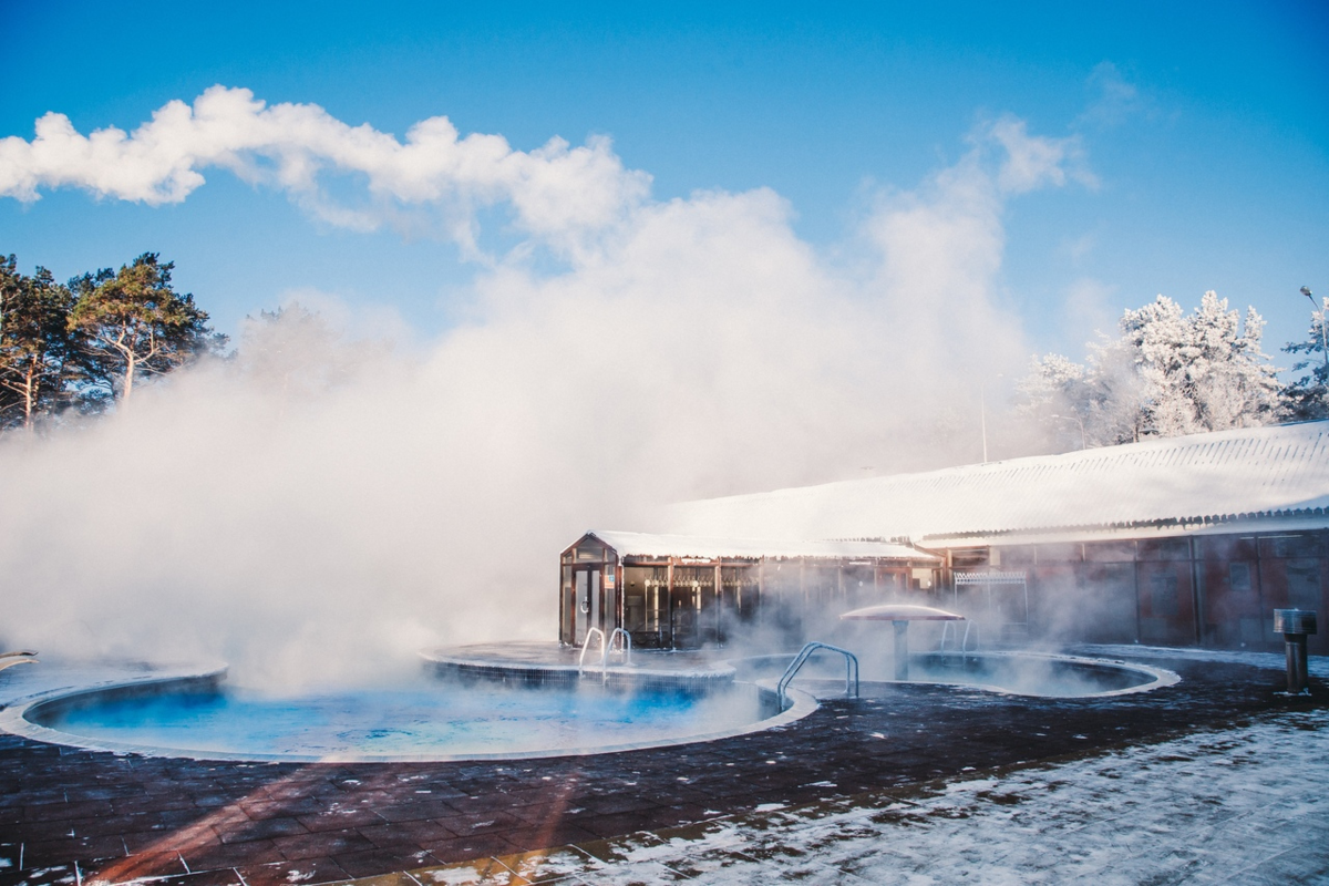 ТОП-5 самых популярных термальных курортов Тюменской области