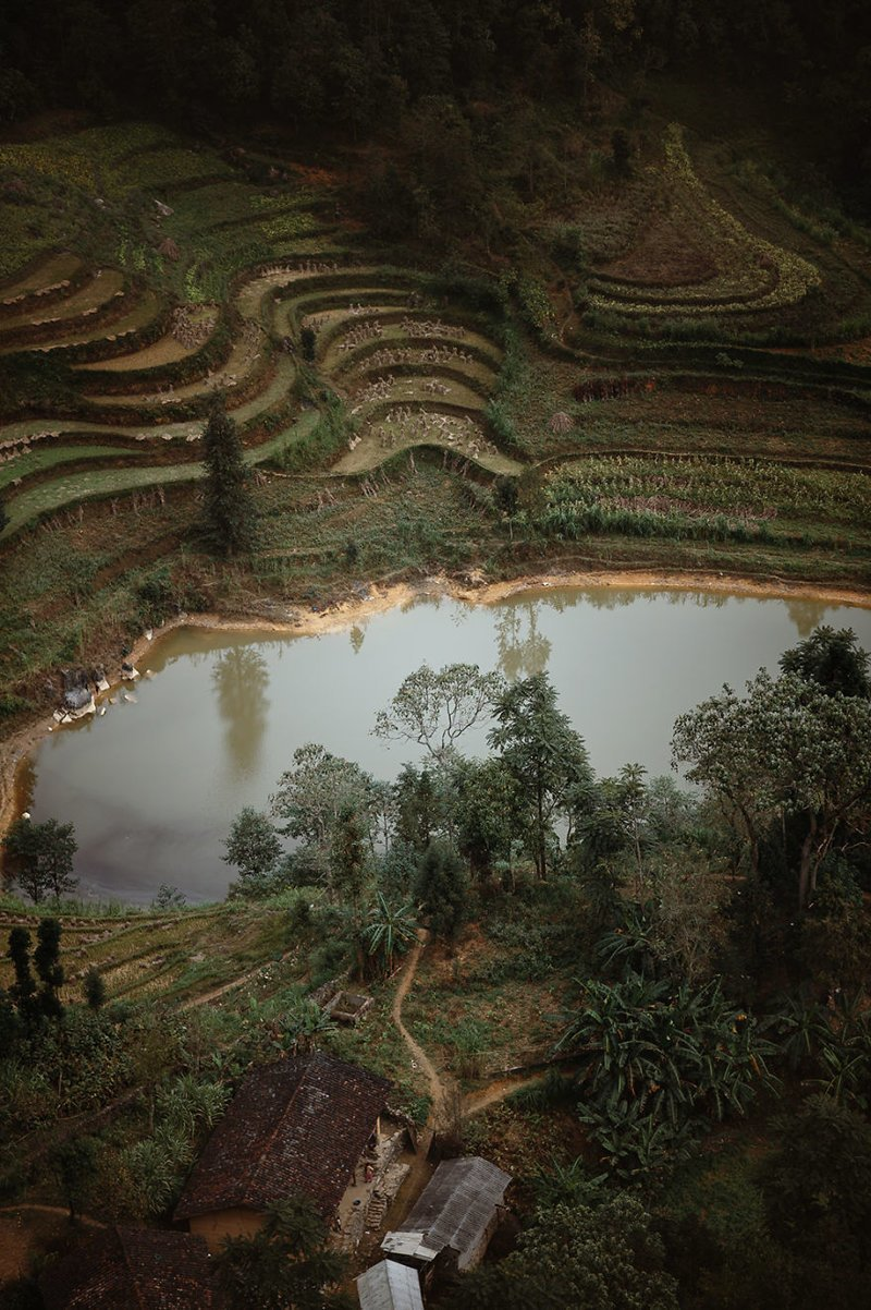 Колоритный Вьетнам: фотограф показала жизнь во вьетнамских поселениях Вьетнам, азия, красиво, красивый вид, природа, путешествия, фото, фотограф