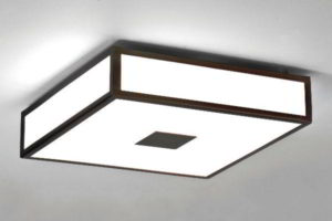 потолочные светильники для ванной комнаты фото 45
