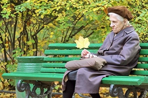 Депрессия в пожилом возрасте…