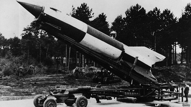 Фау-2: ракета Гитлера, положившая начало космической эре (глазами англичанина)