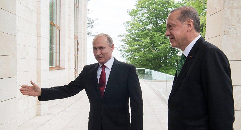 "Как Путин перехитрил ""марионетку"" Эрдогана"