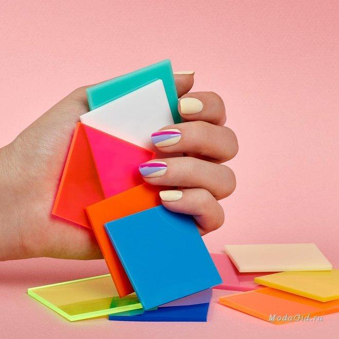 Деловой маникюр – не значит скучный: 100 идей маникюра для офиса