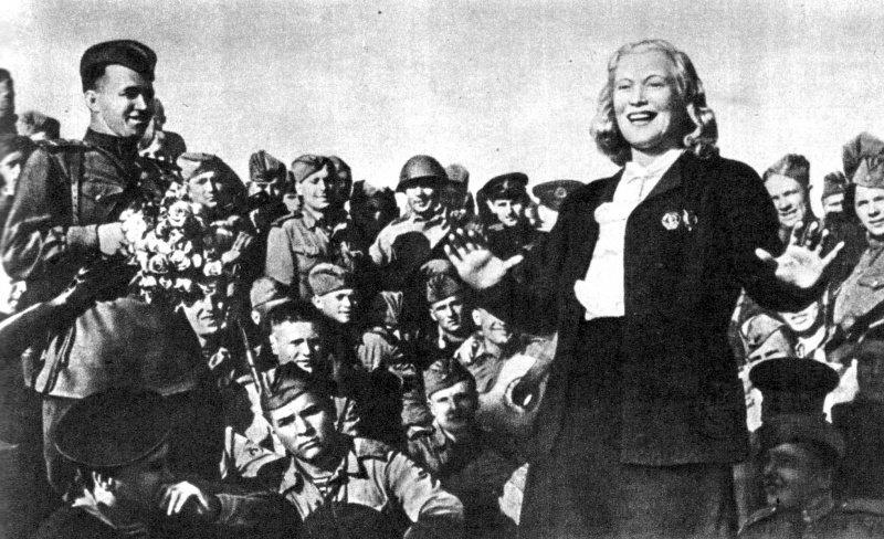 Орлова Любовь Петровна - Народная артистка СССР