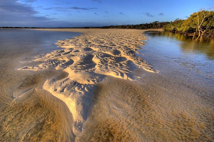 Песчаный остров Фрейзер