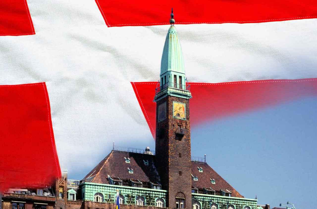 И Дания заговорила о «советской оккупации»