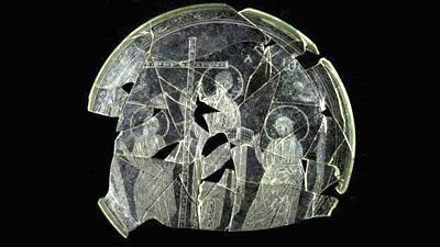 В Испании нашли одно из древнейших изображений Иисуса