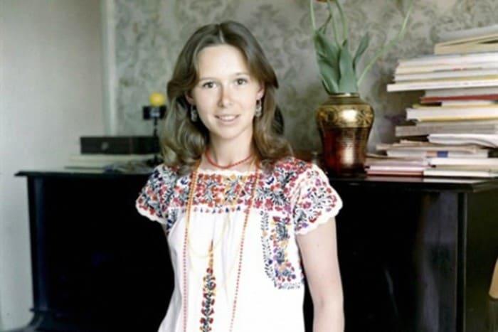 Евгения Симонова в юности | Фото: 24smi.org