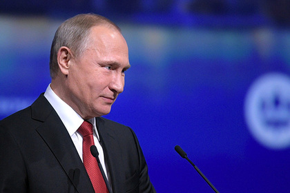 Президент России посетовал на отказ Запада считать его европейским лидером