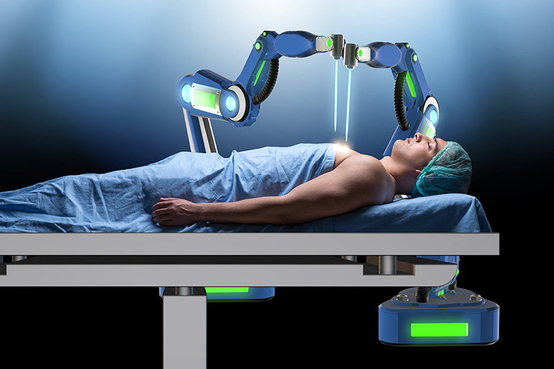 Китайский робот-стоматолог провел первую операцию без участия человека