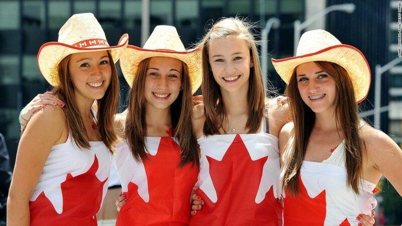 Pазвеиваем миф о злых Kанадцах