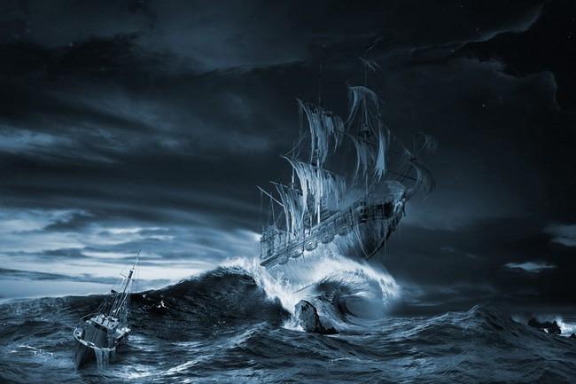 Что таят в себе моря?