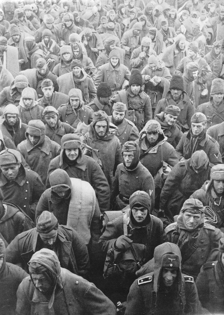 Сталинградская битва. Часть 2