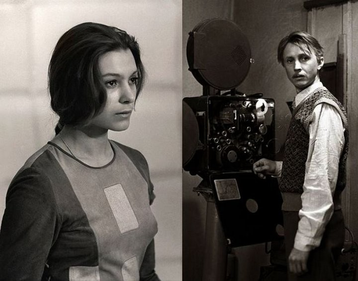 Наталья Бондарчук и Николай Бурляев СССР, знаменитости, кино, супружеские пары, факты