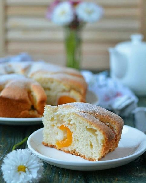 Пирог на лимонаде