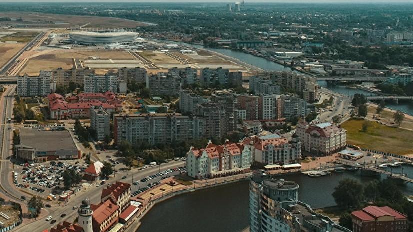 В Калининграде с начала года построили почти 3,8 тысячи квартир