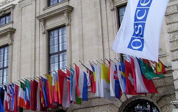 Украинская делегация устроила истерику в ОБСЕ