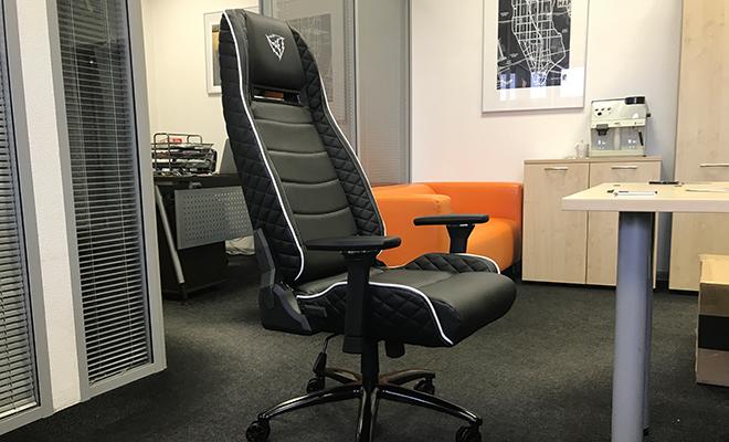 THUNDERX3 TGC40: тест-драйв геймерского кресла