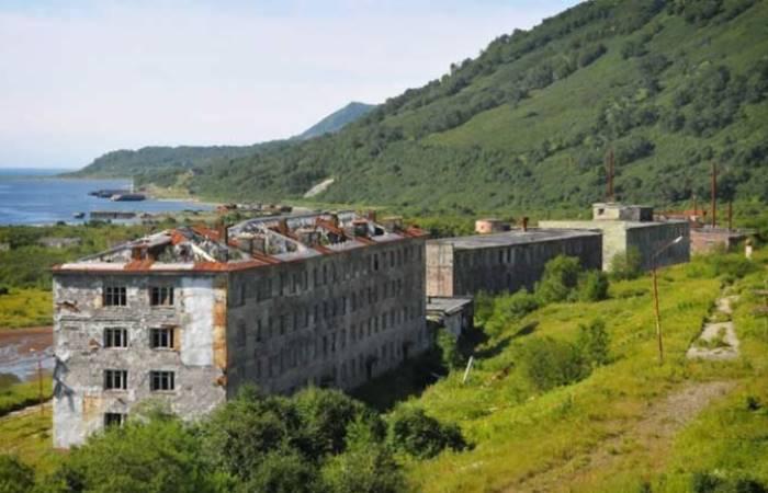 Заброшенные российские город…