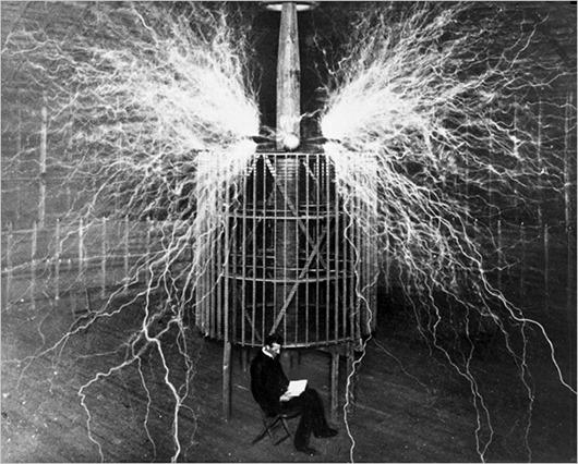 Никола Тесла: великий Шаман