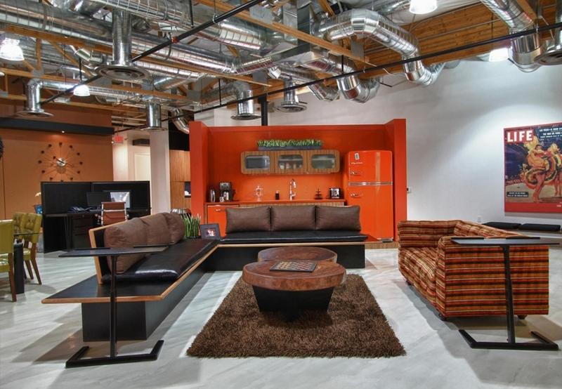 ИНТЕРЬЕР. СТИЛЬ. ДИЗАЙН. Как оформить квартиру в стиле «индастриал»