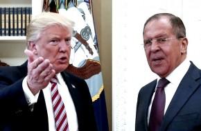 Что стоит за скандалом вокруг встречи Трампа и Лаврова?