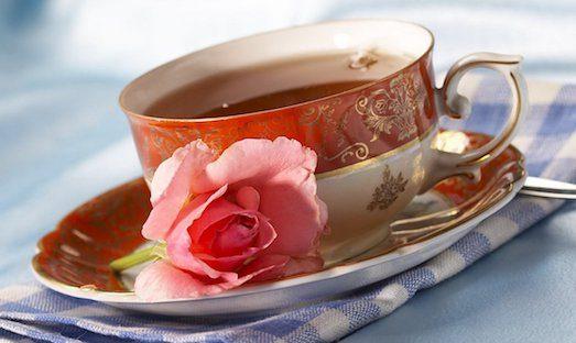 Как правильно заваривать цветочный чай?