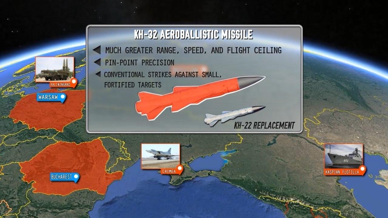 Бомбардировщик Ту-22М3: эффективность применения в Сирии