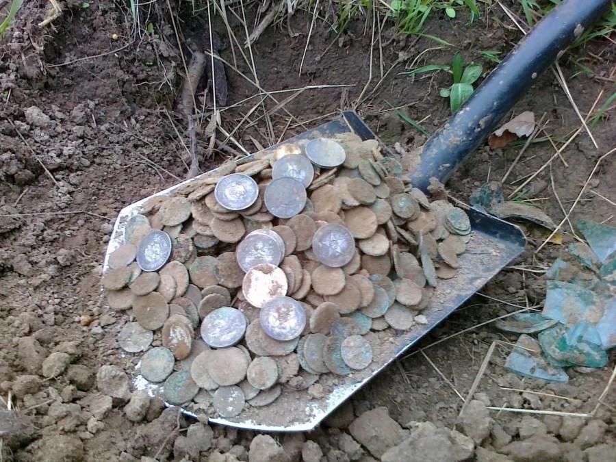 Мальчик пошел «справить нужду» в лес и обогатился на 500 тысяч рублей
