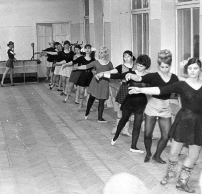 Лицо советского спорта в черно-белых фото
