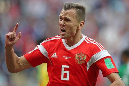 Сборная России разгромила Саудовскую Аравию в первом матче чемпионата мира