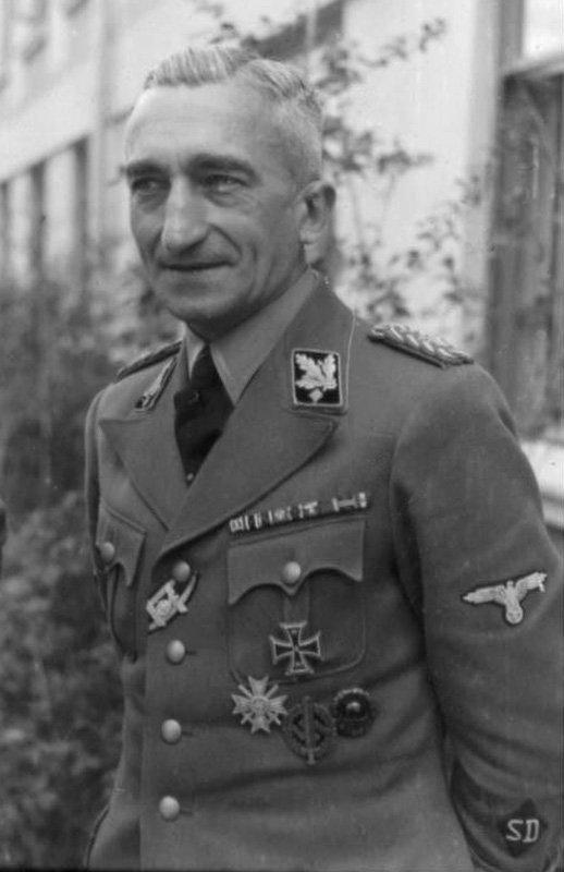 Главный полицейский Третьего рейха