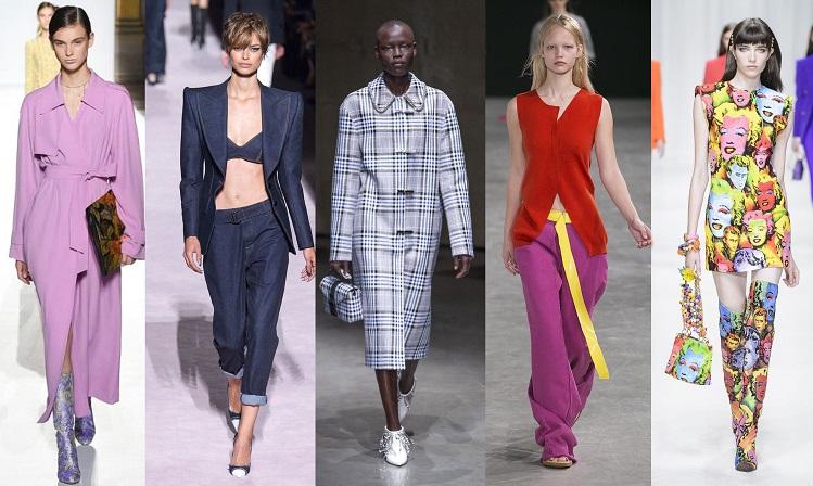 Что будет модно весной 2018: главные тренды нового сезона