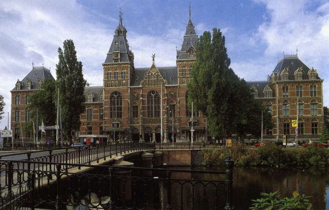 ЭКСКУРСИОН. Рейксмузеум в Амстердаме