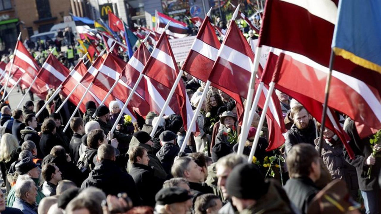 Выборы в Латвии: русских к управлению страной не допустят