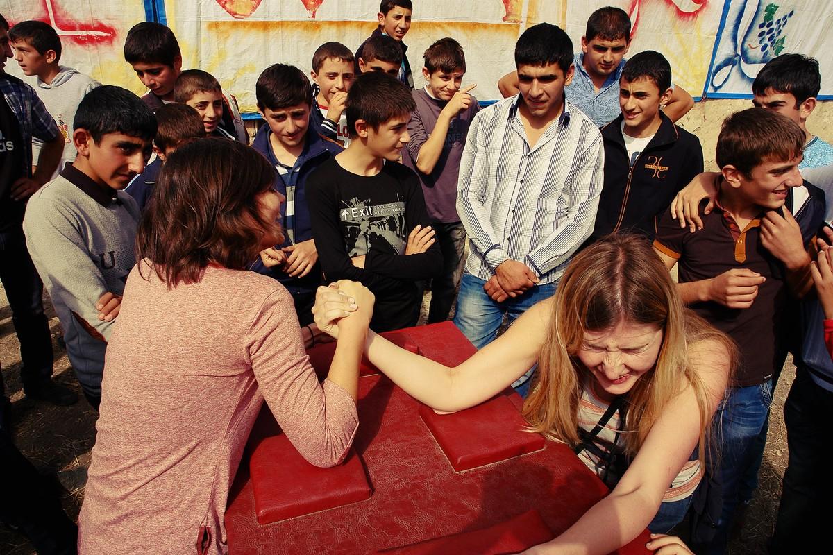 Areni32 Фестиваль вина в армянском Арени