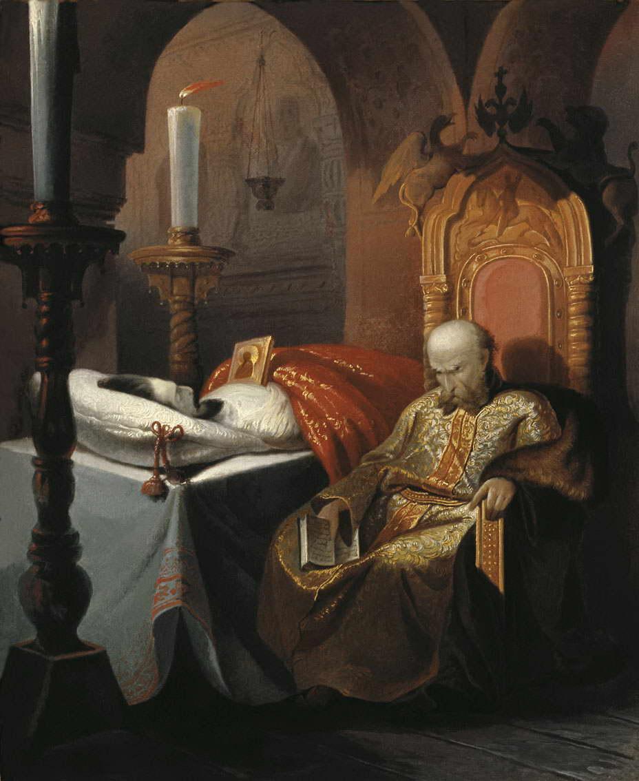Узурпаторы на троне: Почему для России-матушки царь Иван должен был управлять страной