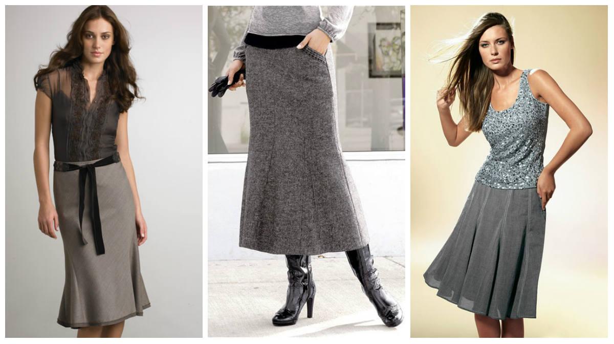 Что такое годэ юбка
