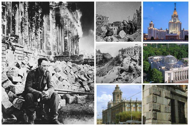 Стройки силами военнопленных - как жили и что делали пленные фашисты