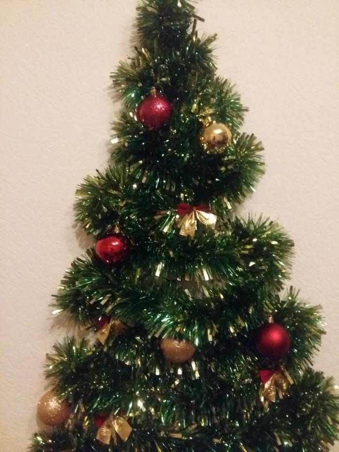 Новогодняя Ёлка Новый Год, Своими руками, Длиннопост