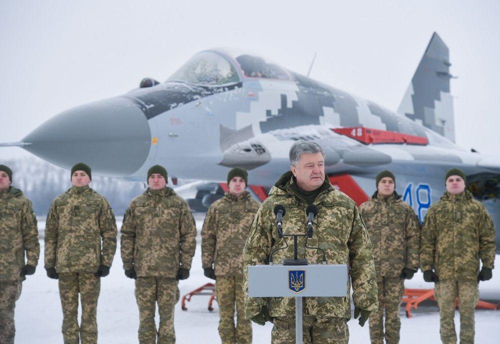 Порошенко: Россия собрала ар…