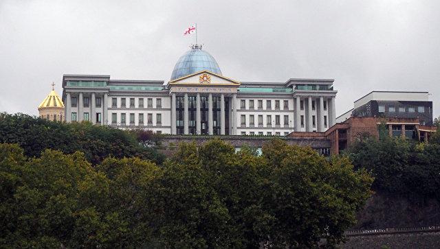В Грузии дипотношения между Сирией и Южной Осетией назвали нелегитимными