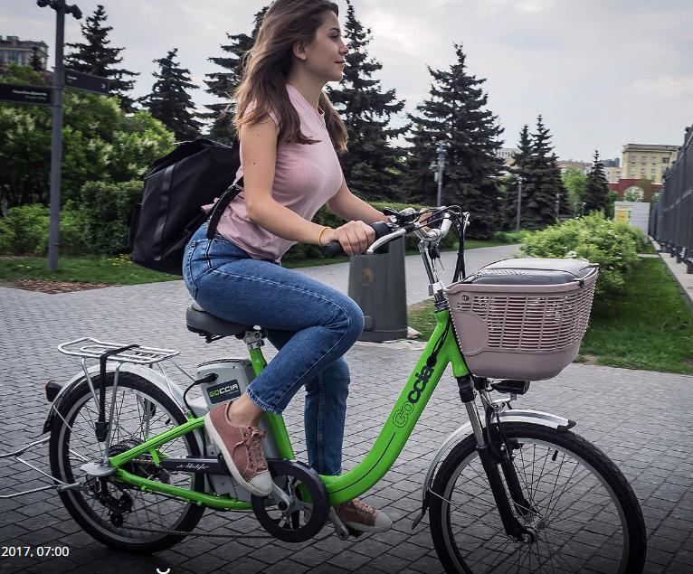Идеальный транспорт для города